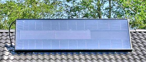 solcellepanel solenergi hamar